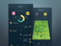 Soccer App by Anton Chandra