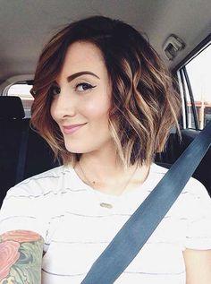 Más de 30 cortes de pelo corto lindo para las muchachas //  #Cortes #corto #lindo #más #muchachas #para #pelo