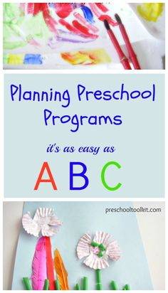 Preschool program planning is made easy with This simple ABC method. Build a resource of preschool activities that will be ready when you are, to schedule an amazing week of hands-on learning for you and the kids. Early Learning Activities, Apple Activities, Gross Motor Activities, Preschool Activities, Teaching Resources, Pre K Curriculum, Curriculum Planning, Planning Cycle, Traditional Books