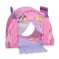 princess tent  sc 1 st  Pinterest & Playhut Disney Princess Deluxe Playhouse by Disney. $69.99. The ...