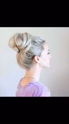 Messy rose hair scrunchies Wear Stylish Hair everywhere, knowing it makes that hair thin fine hair! It is ma Hair Upstyles, Rose Hair, Stylish Hair, Messy Hairstyles, Hair Dos, Hair Hacks, Hair Inspiration, Curly Hair Styles, Hair Makeup