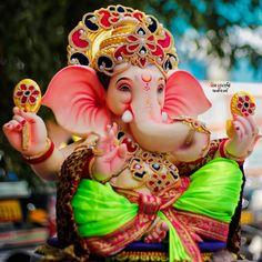 Ganesh Ji Images, Ganesha Pictures, Ganesh Utsav, Ganpati Bappa, Princess Zelda, Cute, God, Fictional Characters, Decoration