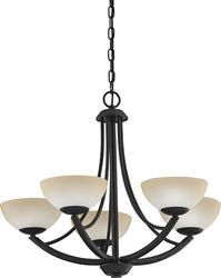 Somerville 6 Light 25 5 Oil Rubbed Bronze Chandelier At