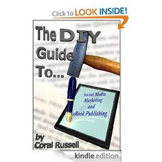 #indieexchange Book Review: DIY Guide to Social Media Marketing and eBook Publishing by Coral Russell
