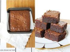 Vielleicht fragt sich jetzt jemand, warum ich überhaupt noch Brownie-Rezepte ausprobiere, wo ich die Best Brownies - Ever! doch schon lange gefunden habe. In diesem speziellen Fall lag es daran, dass