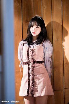 """Naver x Dispatch: Sunrise MV Shooting Behind the Scenes"" Sunrise Wallpaper, Hd Wallpaper, Kpop Girl Groups, Kpop Girls, Asian Woman, Asian Girl, Gfriend Album, Sunrise Pictures, Jung Eun Bi"