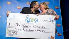 Love this story. Couple from Thunder Bay win lotto max 50 million dollars. What are they going to do? Go on a honeymoon they've never been able to afford.. These are the kind of people you want to see win the lottery. :)