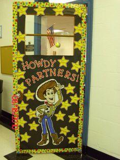 Toy Story Door