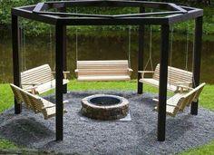 Backyard idea
