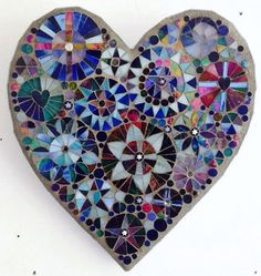 Hey, I found this really awesome Etsy listing at https://www.etsy.com/uk/listing/291832043/mosaic-heart-with-circular-blue-abstract