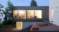 Haus Z (Addition) | Regensburg, Germany | Fabi Architekten BDA | photo © Herbert Stolz
