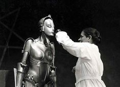 Metropolis. Stunning Behind-the-Scenes Photos Show Iconic Movies in a New Light