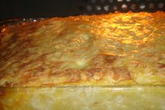 Retete Culinare - Paste cu branza la cuptor Romanian Food, Hungarian Recipes, Sweet Memories, Lasagna, Pasta, Bacon, Cooking, Ethnic Recipes, Foods