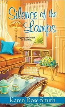 Book 6 in the Caprice de Luca cute cozy mystery series featuring an Italian-American amateur sleuth.