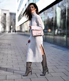 Nice 49 trendy and casual fall outfit ideas. Cozy Winter Outfits, Warm Outfits, Casual Fall Outfits, Trendy Outfits, Moda Emo, Winter Fashion, Fashion Black, Fashion Fashion, Fashion Ideas