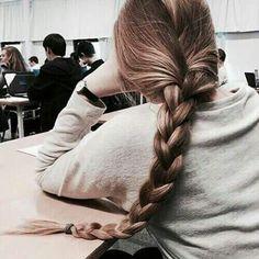 #braid #longhair #cutehair
