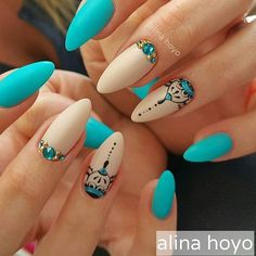 """4,120 Likes, 12 Comments - Ugly Duckling Nails Inc. (@uglyducklingnails on Instagram: """"Beautiful nails by @alinahoyonailartist ✨Ugly Duckling Nails page is dedicated to promoti"""