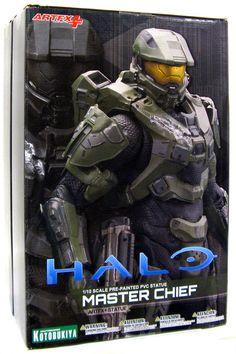 Halo 4 ArtFX+ Master Chief 1/10 Statue [Halo 4]