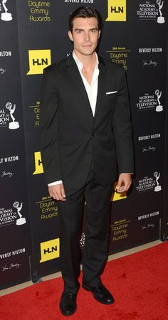 Peter Porte arrives at The 39th Annual Daytime Emmy Awards, June 23, 2012.