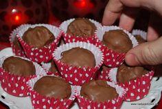 Homemade Sweets, Homemade Candies, Cake Recipes, Dessert Recipes, I Love Chocolate, Food Cakes, Christmas Baking, Easy Desserts, Fudge
