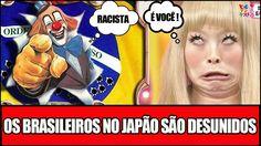 OS BRASILEIROS NO JAPÃO SÃO DESUNIDOS