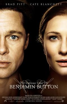 The Curious Case Of Benjamin Button directed by David Fincher