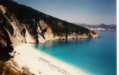 Pearl Wanderings: Vintage analog photography blog post of a travel to the beautiful Greek Island Cephalonia