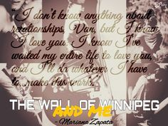 Goodreads | The Wall of Winnipeg and Me by Mariana Zapata — Reviews, Discussion, Bookclubs, Lists