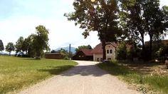 Countryside Cycling 5 - Drau Cycle Path from Annabrücke to Lavamünd (Ind...