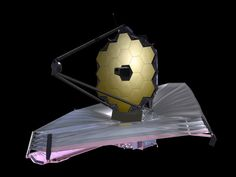 5 Tremendous Telescopes of the Future 2018: James Webb Space Telescope Because it takes about 13 billion years for light to reach Earth from the most distant galaxies in the universe, those images provide a glimpse into the universe's past. A million miles above Earth, the James Webb Space Telescope will study the oldest light in the universe to understand how galaxies formed after the Big Bang.