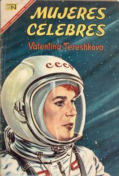 Valentina Tereshkova - first woman in space.