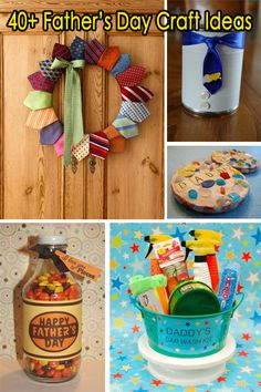 Father's Day Craft Ideas love the car wash kit and gift bags Diy And Crafts, Crafts For Kids, Arts And Crafts, Toddler Crafts, Holiday Crafts, Holiday Fun, Holiday Ideas, Spring Crafts, Holiday Parties