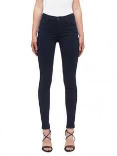 Nobody Denim - Cult Skinny Powernavy