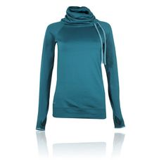 Nike Pro Hyperwarm Hybrid Women's Long Sleeve Running Top picture 1