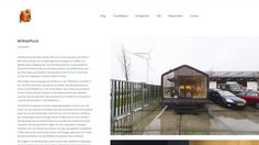 The article published by Tinyhousenederland.nl featuring Wikkelhouse.