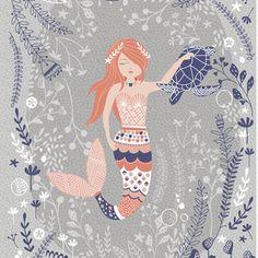 Hawthorne Threads - Calypso - Calypso Panel in Aegean