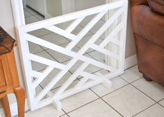 Dog Gate - Dog Guidelines You Need Today Cat Gate, Diy Dog Gate, Diy Baby Gate, Deck Gate, Custom Gates, Gate Latch, Grades, Open Wall, Hardware