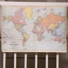 Wrap - World Map
