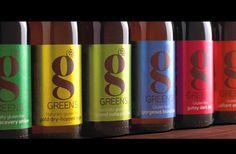 "WPA Pinfold, Leeds, UK, for ""Green's Gluten Free Beer"" in Label Design"