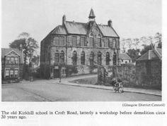 KirkhillSchool, Cambuslang, Scotland