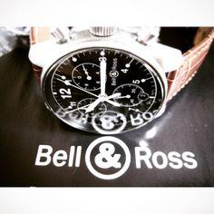 Bell&ross chronograph watch #bell&ross