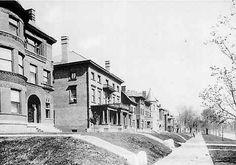 Third Street Louisville, KY 1897