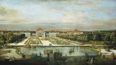 Bellotto, Bernardo (1721–1780)  Nymphenburg Palace, Munich