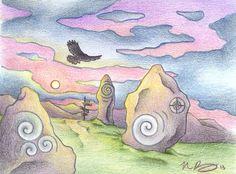 New Horizons by Spiralpathdesigns