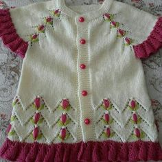 2019 Örgü Bebek Kazak Hırka ve Yelek Modelleri Baby Knitting Patterns, Baby Clothes Patterns, Kids Patterns, Baby Poncho, Baby Cardigan, Baby Blanket Crochet, Crochet Baby, Crochet Girls, Crochet For Kids