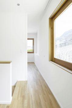 Transformation in Charrat by clavienrossier architectes