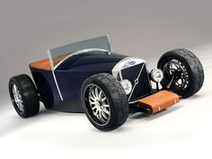 Caresto Hot Rod Jakob (2008): Ремейк первого Volvo - Блог