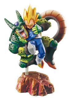 Megahouse Dragonball NEO Cell Kai Figure SS Vegeta Cell