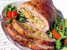 A sütőt kapcsold be, ne a fűtést! Hungarian Recipes, Hungarian Food, Meat Recipes, Meat Meals, Pulled Pork, Salmon Burgers, Food Inspiration, Bacon, Food And Drink