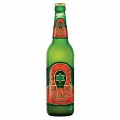 Cerveja Justus Lager Classic (Export Classic), estilo Dortmunder Export, produzida por Pfungstädter Brauerei, Alemanha. 5.3% ABV de álcool.